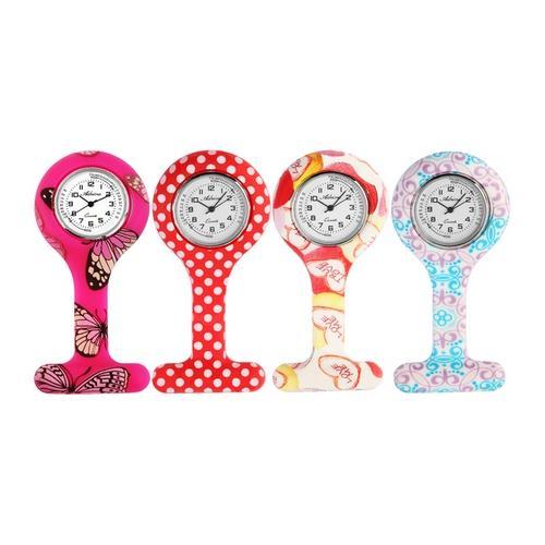 Adrina Krankenschwester-Uhr: Lila
