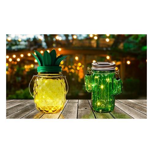 LED-Solarleuchte: Kaktus/2