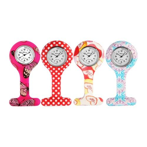 Adrina Krankenschwester-Uhr: Rot