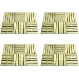 Terrassenfliesen 24 Stk. 50×50 c...