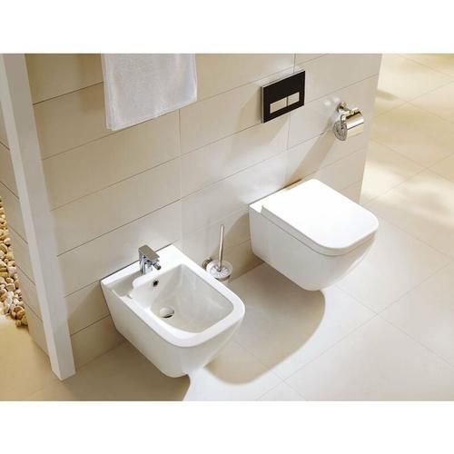 Komplettset Wand-WC WHR-6021 + Wand-Bidet WHB-6028 inkl. Soft-Close Sitz