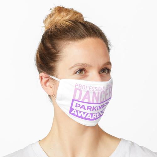 Professionelle Stuhl Tänzerin (Pink) Maske