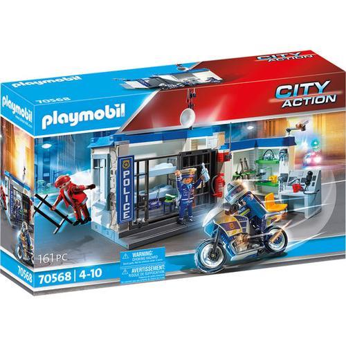 PLAYMOBIL® City Action 70568 Flucht aus dem Gefängnis, bunt