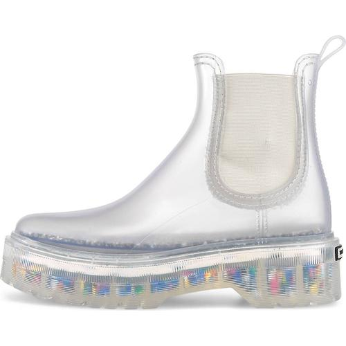 Lemon Jelly, Gummi-Boots Ravyn in transparent, Gummistiefel für Damen Gr. 39