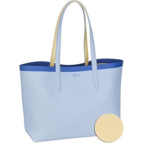 Lacoste Shopper Anna Seasonal Shopping Bag 2994 Nattier/Sabayon/Lazuu (18.7 Liter)