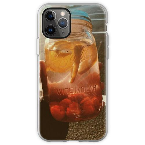 Orangenlimonade Flexible Hülle für iPhone 11 Pro