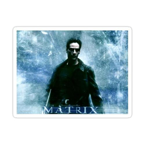 Die Matrix Sticker