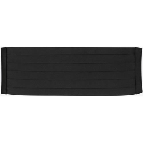 Saint Laurent Smoking kummerbund aus seidensatin