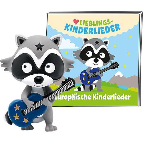 tonies® Lieblings-Kinderlieder – Europäische Kinderlieder, blau