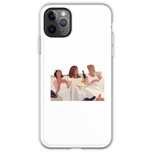 Der mit den Brautkleidern - FREUNDE Flexible Hülle für iPhone 11 Pro Max