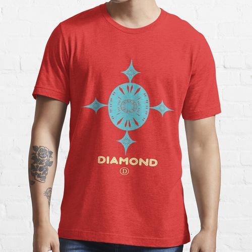 Diamant.! Hart wie ein Diamant! Luxus wie Diamant.! Essential T-Shirt