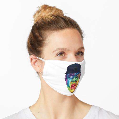 Jay Z Rapper Maske