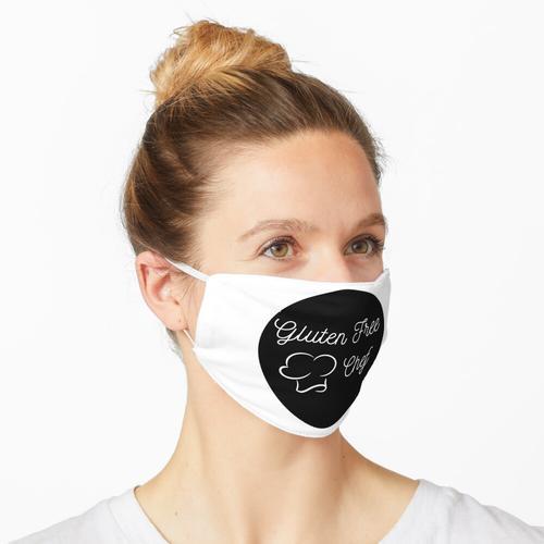 Glutenfreier Koch Maske