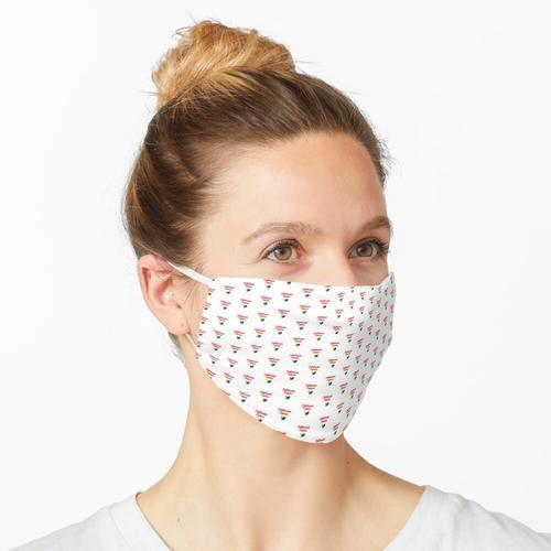 nachhaltige Mode Maske