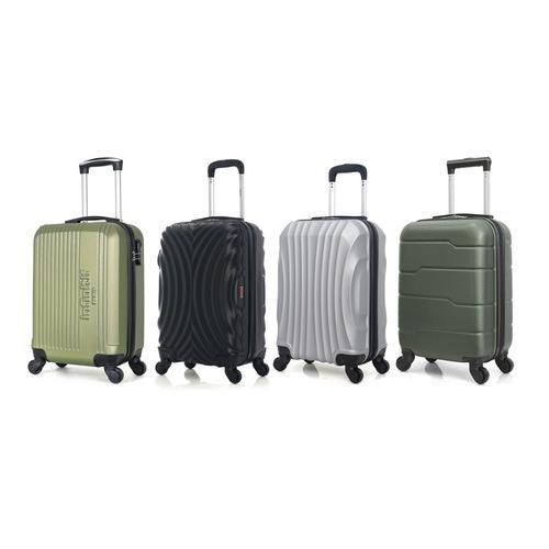 Handgepäck-Koffer: Fogo in Schwarz