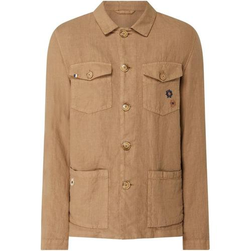 Altea Jacke aus Leinen