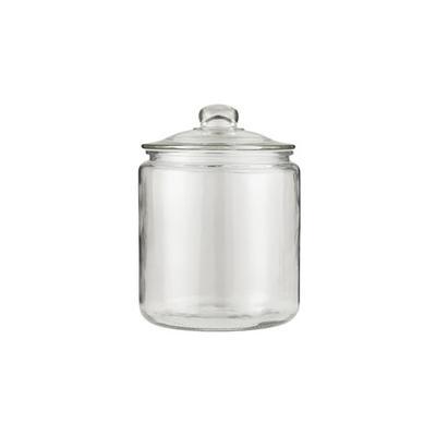 Glass Jar And Lid 900 ml
