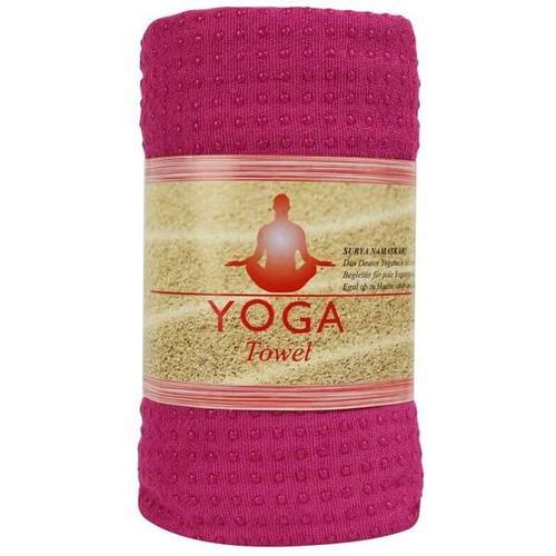 DEUSER Yogatuch - rosé/pink, Größe - in PINK