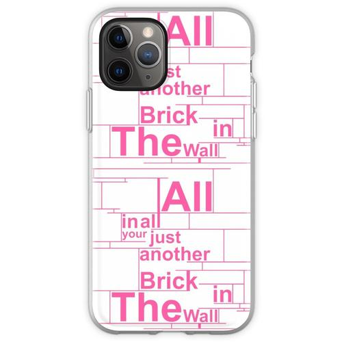 Pink Floyd Die Wandgestaltung Flexible Hülle für iPhone 11 Pro