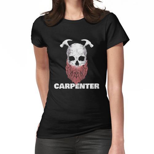 Schreinerei Geschenkidee für einen Schreiner Frauen T-Shirt