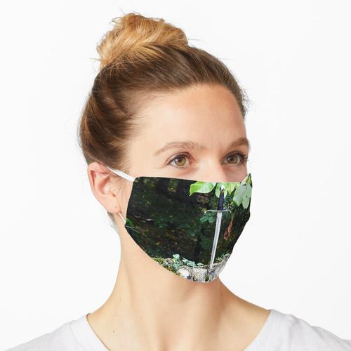 Excalibur Maske