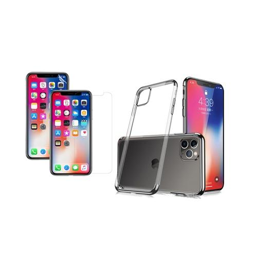 Transparentes Case: iPhone 7+ 8+/ Rot