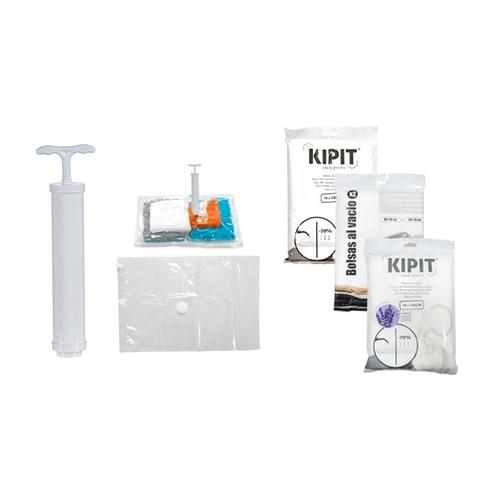 Produkt: Vakuumpumpe Aufbewahrungsbeutel 70 x 100 cm und 2er-Set Aufbewahrungsbeutel 40 x 50 cm und 50 x 70 cm
