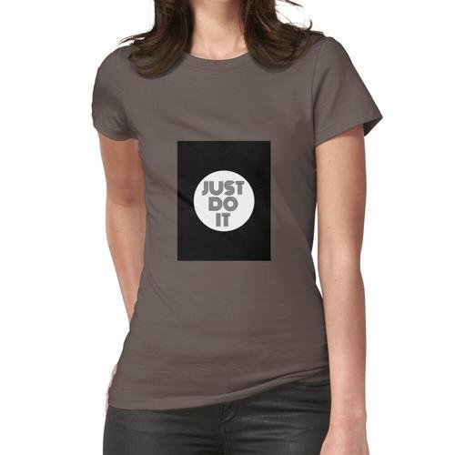 Modernes Hemd Frauen T-Shirt