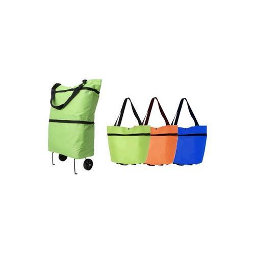 Einkaufstasche: Orange