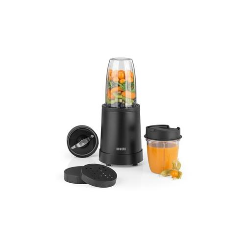 N8WERK 8-tlg. Nutrition Mixer 800 W in Schwarz