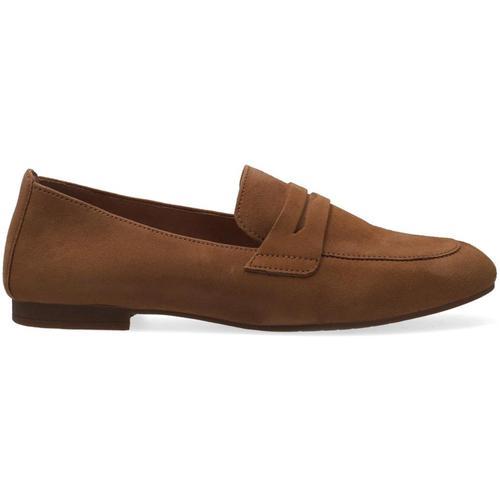Gabor Cognacfarbene Loafer 213