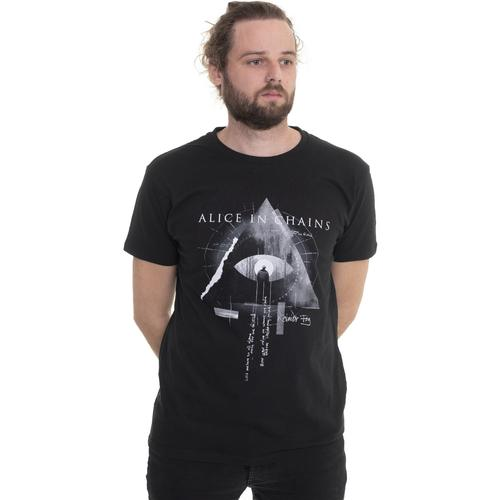 Alice In Chains - Fog Mountain - - T-Shirts