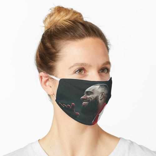 Alexandre Lacazette Art Maske