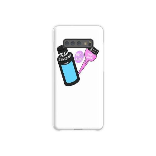 Haarfärbemittel Samsung Galaxy S10 Plus Case