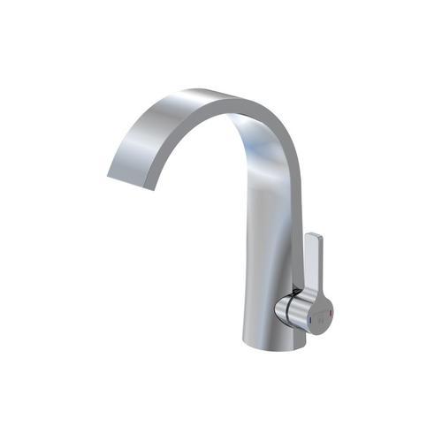 Steinberg Serie 280 Waschtischarmatur ohne Ablaufgarnitur, chrom, 2801010 2801010