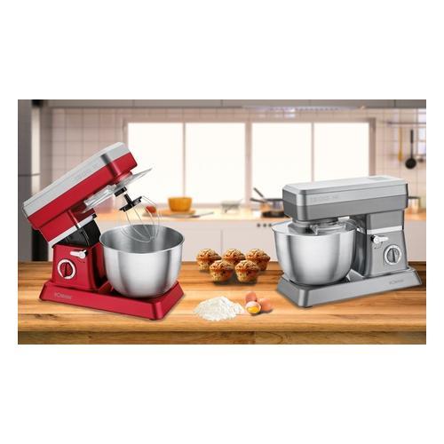 Bomann KM 398 CB Küchenmaschine: Titan