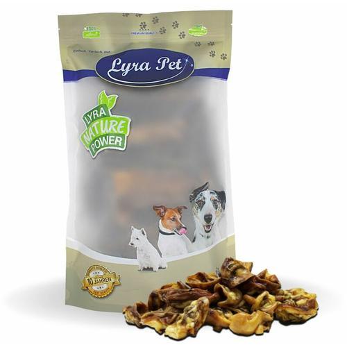 1 kg Lyra Pet® Schweineohrmuscheln