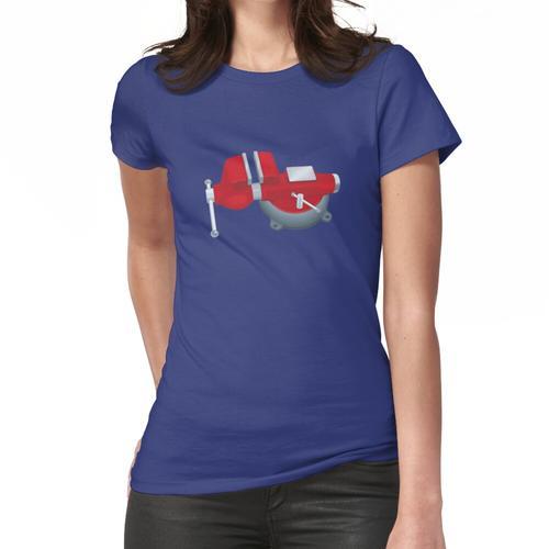 Schraubstock Frauen T-Shirt