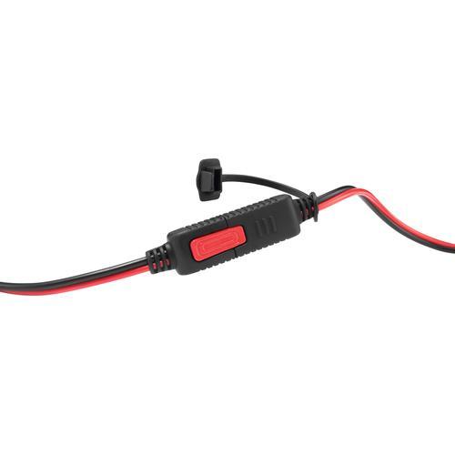 BOSCH Auto-Adapter C7, Verbindungskabel für C7 Ladegerät rot Autobatterie-Ladegeräte Autozubehör Reifen