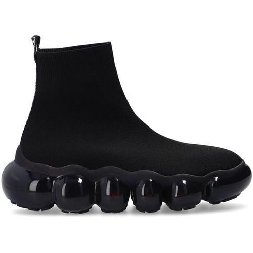 Versace Jeans Hochgeschnittene Turnschuhe