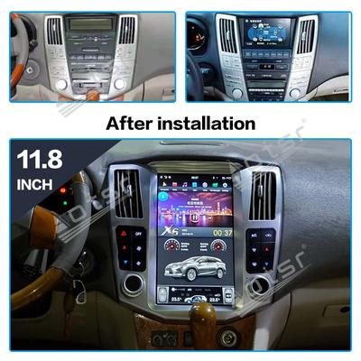 Autoradio Android pour Lexus RX ...