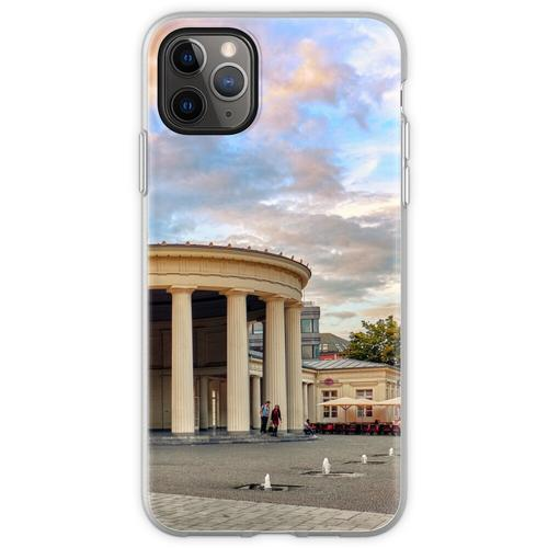 Elisenbrunnen Aachen Flexible Hülle für iPhone 11 Pro Max