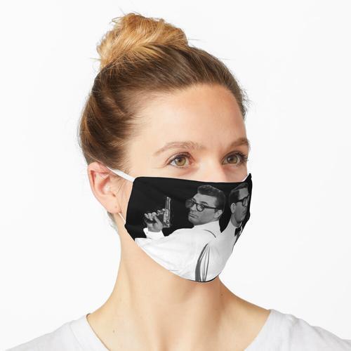Cary Grant und Robert Mitchum Maske