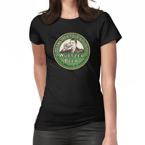 Wurtzer Bier Frauen T-Shirt