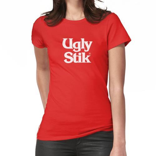 Hässliche Stik Angelruten Frauen T-Shirt