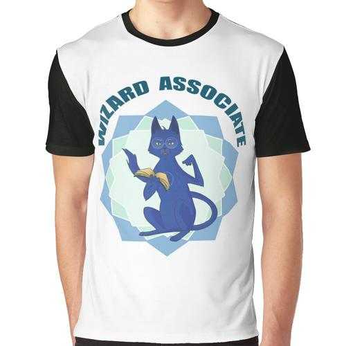 Assistent des Assistenten Grafik T-Shirt