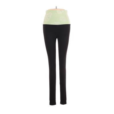 Victoria's Secret Pink Yoga Pants - High Rise: Black Activewear - Size Small