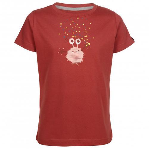 Elkline - Kid's Monsterchen - T-Shirt Gr 092/098 rot