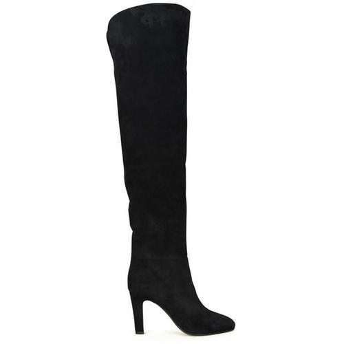 Saint Laurent Jane thigh-high boots