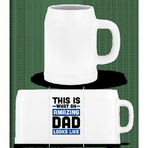 Amazing Dad - Bierkrug